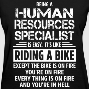 Human Resources Specialist - Women's T-Shirt