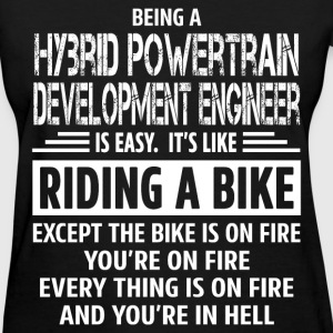 Hybrid Powertrain Development Engineer - Women's T-Shirt