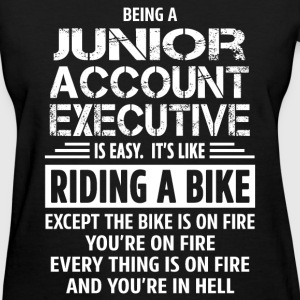 Junior Account Executive - Women's T-Shirt