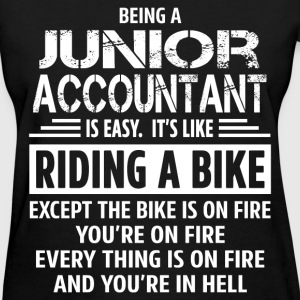 Junior Accountant - Women's T-Shirt