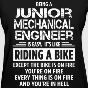 Junior Mechanical Engineer - Women's T-Shirt
