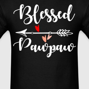 Blesed Pawpaw T-Shirts - Men's T-Shirt
