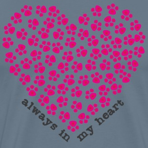 Always in My Heart - Men's Premium T-Shirt