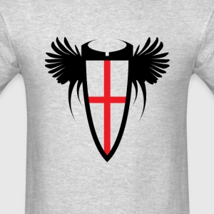 English Crest V2 - Men's T-Shirt