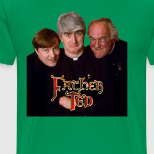 Father Ted Trio - Men's Premium T-Shirt