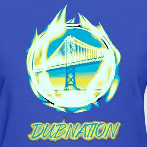 Dubs on Flames - Women's T-Shirt