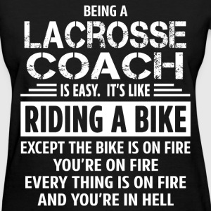 Lacrosse Coach - Women's T-Shirt