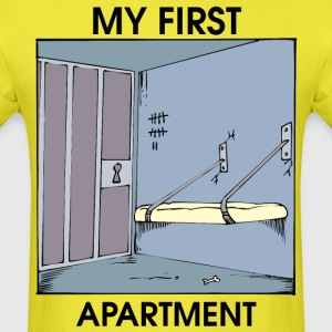 my first apartment T-Shirts - Men's T-Shirt