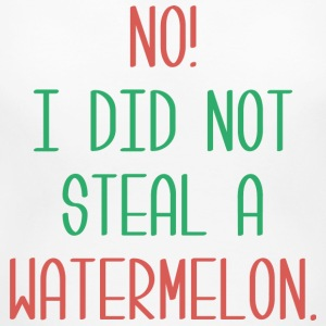 Steal A Watermelon - Women's Maternity T-Shirt