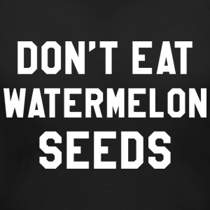 Watermelon Seeds - Women's Maternity T-Shirt
