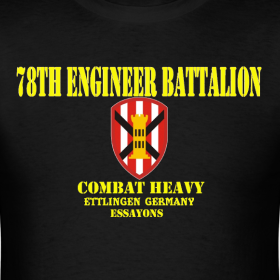 Design ~ 78th Engineer Battalion