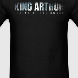 Art of King arthur - Men's T-Shirt