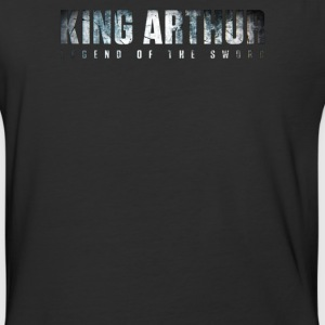 Art of King arthur - Baseball T-Shirt