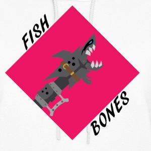 League jinx Fishbones Hoodies - Women's Hoodie