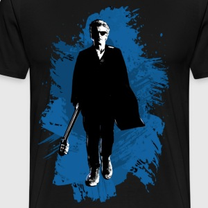 Time Lord of Gallifrey - Twelve - Men's Premium T-Shirt