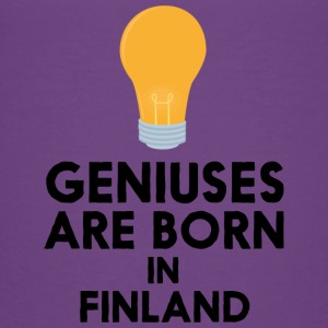Geniuses are born in FINLAND S1c83 Baby & Toddler Shirts - Toddler Premium T-Shirt