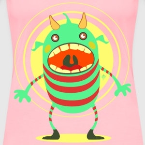 monster bug - Women's Premium T-Shirt