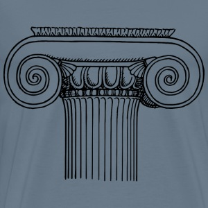 Ionic column 2 - Men's Premium T-Shirt