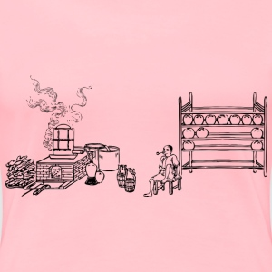 Distillery - Women's Premium T-Shirt