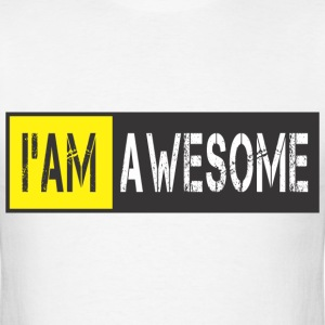 im_awesome T-Shirts - Men's T-Shirt