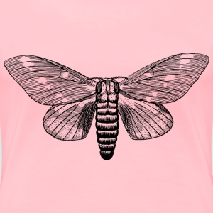 Regal moth - Women's Premium T-Shirt