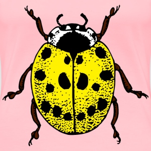 Ladybird (colour 2) - Women's Premium T-Shirt