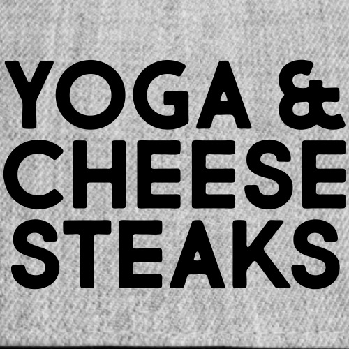 Yoga & Cheesesteaks