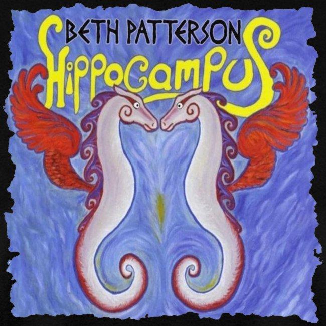 Beth Patterson - Hippocampus T-Shirt  (men's)