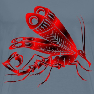 Mosquito scorpion remix - Men's Premium T-Shirt