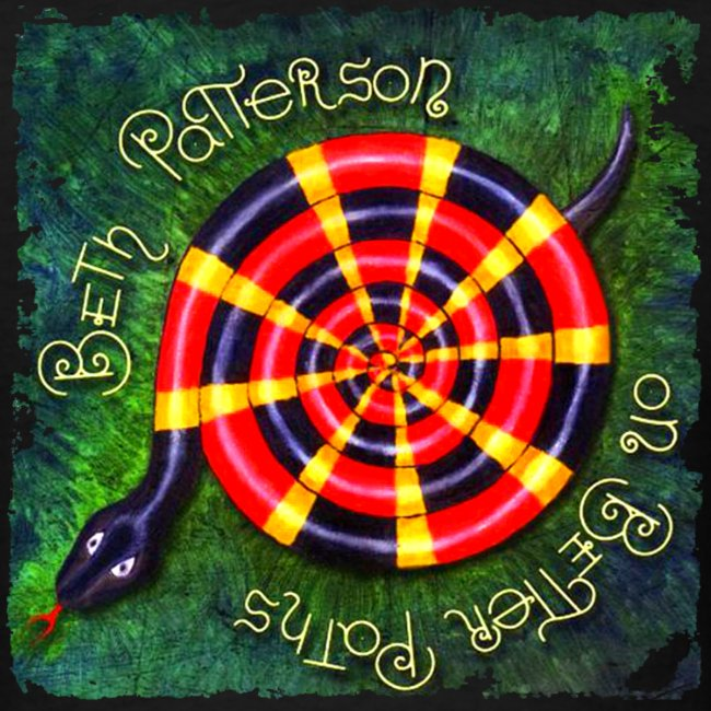 Beth Patterson - On Better Paths T-Shirt (men's)