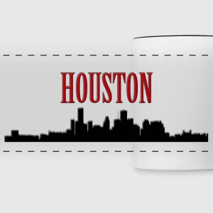 Houston H-Town Hustle Town - Panoramic Mug