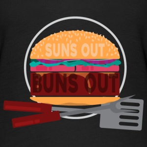 Suns Out Buns Out! T-Shirts - Women's Flowy T-Shirt