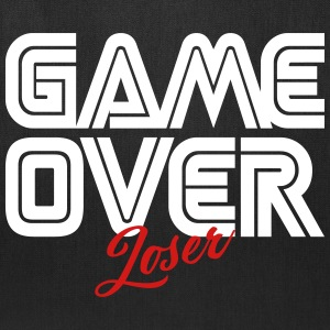 Game Over Loser Bags & backpacks - Tote Bag