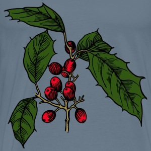 Holly (colour) - Men's Premium T-Shirt