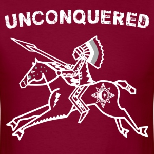 Unconquered - Men's T-Shirt
