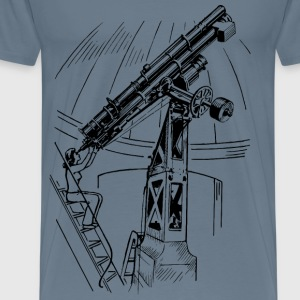 Telescope - Men's Premium T-Shirt