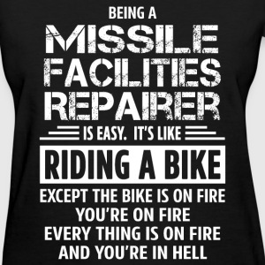 Missile Facilities Repairer - Women's T-Shirt