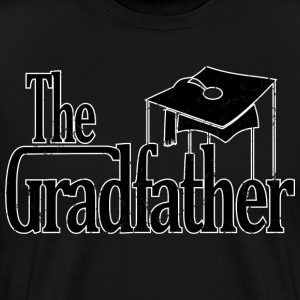 The Grad Father T-Shirts - Men's Premium T-Shirt