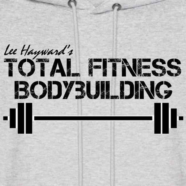 Total Fitness Bodybuilding Barbell Hoodie
