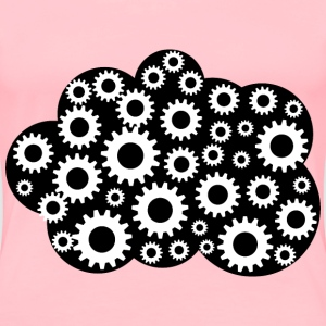 Cloud Gears - Women's Premium T-Shirt