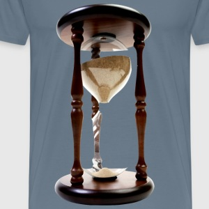Hourglass 9 - Men's Premium T-Shirt