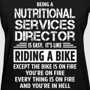 Nutritional Services Director - Women's T-Shirt