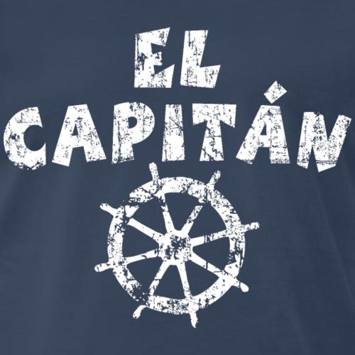 El Capitán Wheel Vintage/White