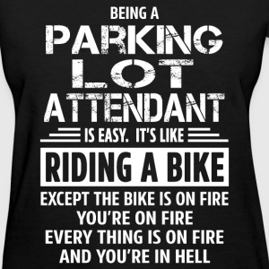 Parking Lot Attendant - Women's T-Shirt