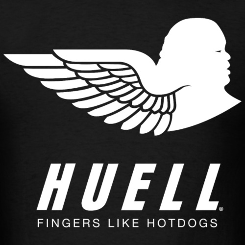 Huell: Fingers Like Hotdogs - WHITE