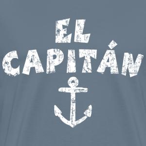 El Capitán Anchor Vintage/White
