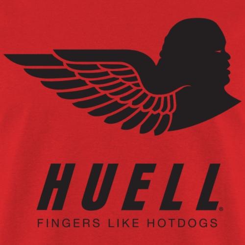 Huell: Fingers Like Hotdogs