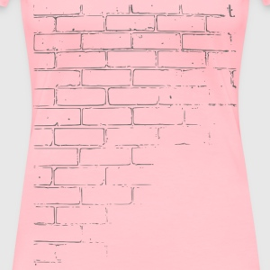 Brick Wall Texture - Women's Premium T-Shirt