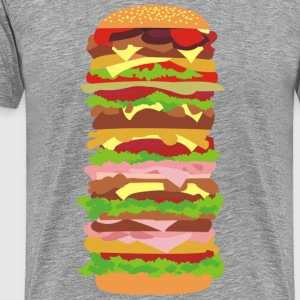 Big Burger - Men's Premium T-Shirt
