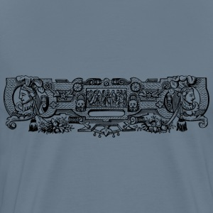 Epithalamion tailpiece - Men's Premium T-Shirt